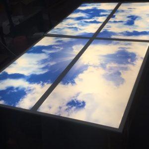 Equinor sky panels