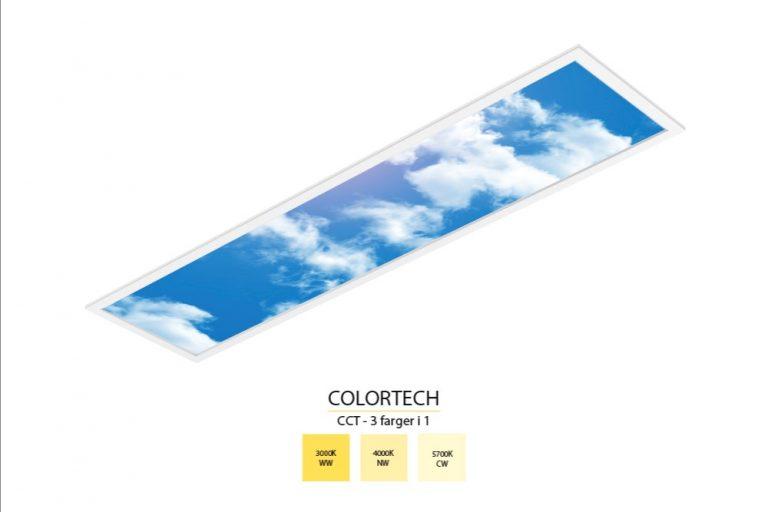 Colortech panelbilde 120x30
