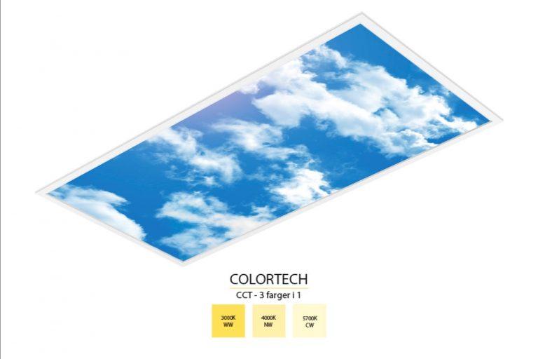 Colortech panelbilde 120x60