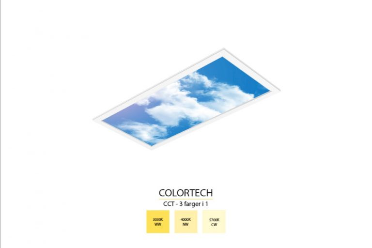 Colortech panelbilde 60x30