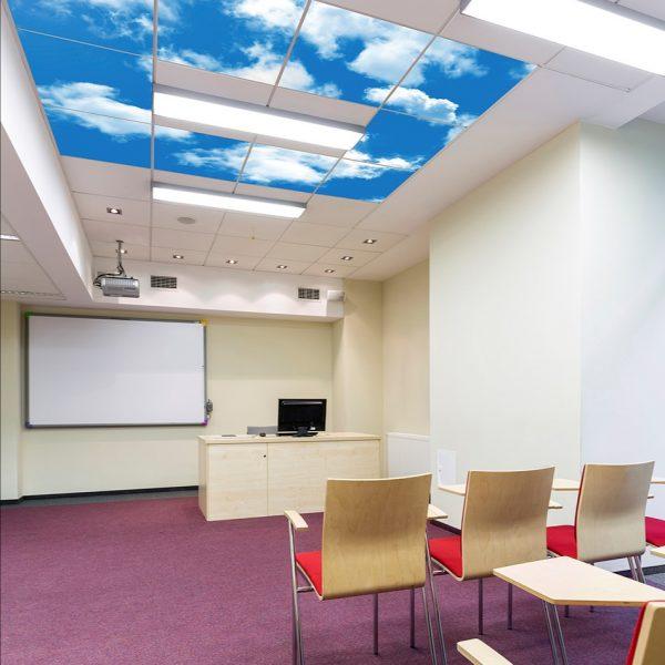Utforsk - Classroom sky panels